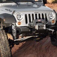 Rubicon Express® - Jeep Wrangler Performance Suspension System