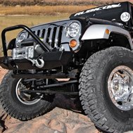Rubicon Express® - Jeep Wrangler Selected Suspension System