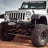 Rubicon Express® - Jeep Wrangler Suspension System Kit
