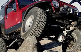 Rubicon Express® - Lift Part for Jeep Wrangler
