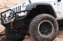 Jeep Wrangler - Lift Kit