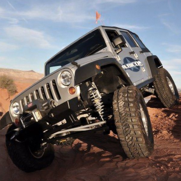 Rubicon Express™ | Jeep Lift Kits & Suspension — CARiD.com