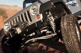 Rubicon Express - Lift Kit Design for Jeep Wrangler