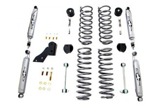 Rubicon Express® - Standard Series Standard Coil Front and Rear Suspension Lift Kit