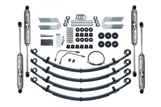 Rubicon Express® - Standard Leaf Spring Lift Kit