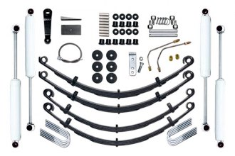 "Rubicon Express® RE5515 - 4"" x 4"" Standard Lift Kit (With Shocks)"