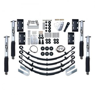 Rubicon Express® - Extreme Duty Leaf Spring Lift Kit