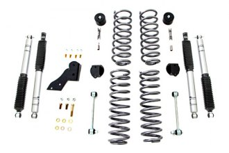 "Rubicon Express® RE7141M - 2.5"" x 2.5"" Standard Lift Kit (With Mono-Tube Shocks)"