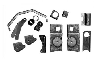 Rubicon Express® - Axle Bracket Kit