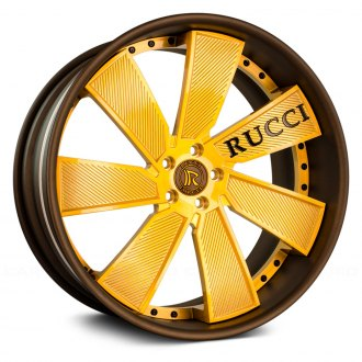 RUCCI® - TAZZ 2PC Custom Finish
