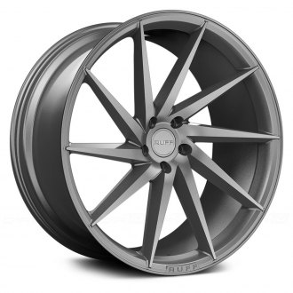 RUFF RACING® - R2 Gunmetal