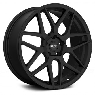 RUFF RACING® - R351 Flat Black