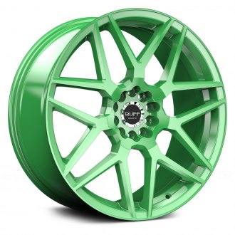RUFF RACING® - R351 Green