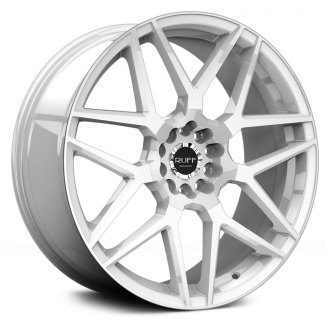 RUFF RACING® - R351 White
