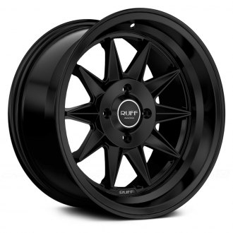RUFF RACING® - R358 Satin Black