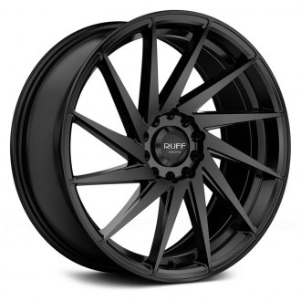 RUFF RACING® - R363 Satin Black
