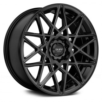 RUFF RACING® - R365 Satin Black