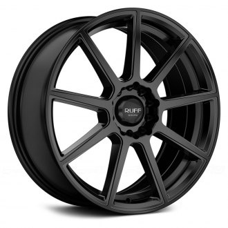 RUFF RACING® - R366 Satin Black