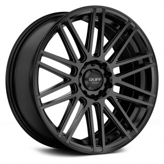 RUFF RACING® - R367 Satin Black