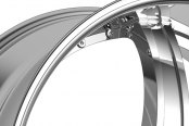 RUFF RACING® - R953 Chrome Close-Up