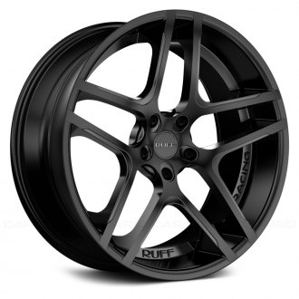 RUFF RACING® - R954 Satin Black