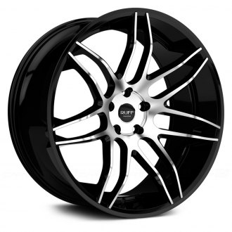 RUFF RACING® - R960 Black with Machined Face