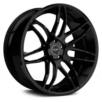 RUFF RACING® - R960 Satin Black