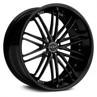 RUFF RACING® - R980 Satin Black