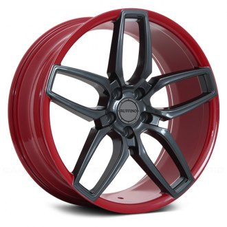 RUFFINO® - RUF36 TROFEO Gloss Red with Graphite Face