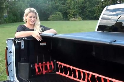 Rugged Liner® Premium Roll-Up Tonneau Cover Video (HD)