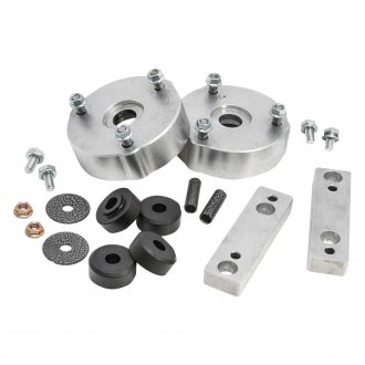 "Rugged Off Road® - 2"" Front Leveling Coil Spring Spacer Kit"