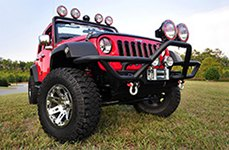 RUGGED RIDGE® - 15301 Chrome on Jeep Wrangler