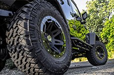 RUGGED RIDGE® - 15301 Wheels on Jeep Wrangler