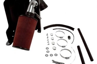 Rugged Ridge® - Air Intake Kit, Polished Aluminum