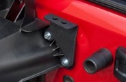 Rugged Ridge® - Tire Carrier CB Antenna Mount