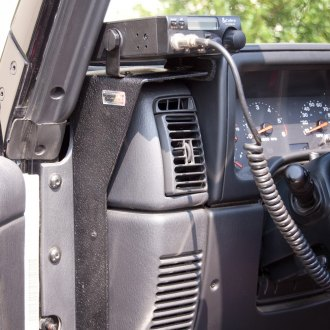 Rugged Ridge® - CB Radio Mounts