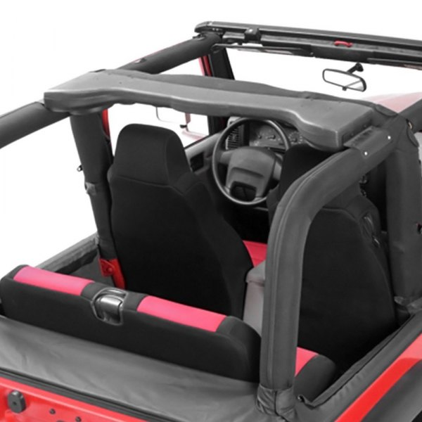 Rugged Ridge® - Full Roll Bar Cover Kit