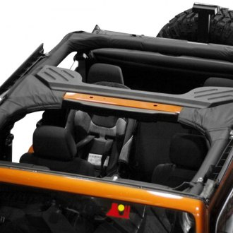Rugged Ridge® - Roll Bar Cover, Vinyl