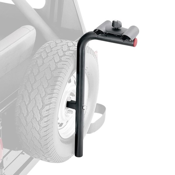 Rugged Ridge® - Spare Tire Mount Bike Rack for 2 Bikes