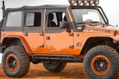 Rugged Ridge® - Half Rear Doors