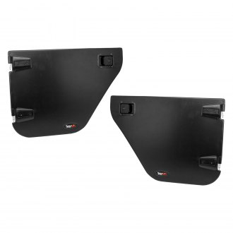Rugged Ridge® - Half Doors (Rear)