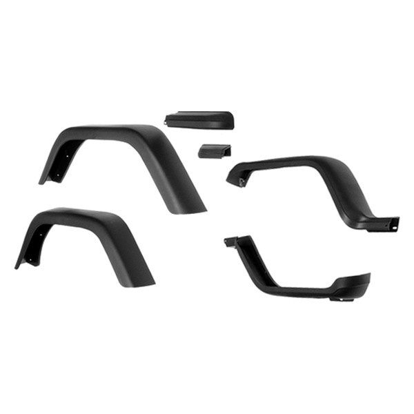 "Rugged Ridge® - 7"" Fender Flare Kit"