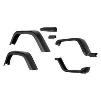 Rugged Ridge® - 7 Fender Flare Kit