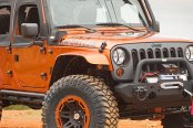 Rugged Ridge® - All Terrain Flat Fender Flare Kit
