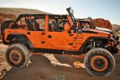 Rugged Ridge® - All Terrain Flat Flare And Fender Liner Kit
