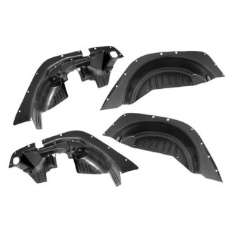 Rugged Ridge® - Front Fender Liner Kit