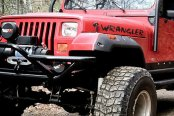 Rugged Ridge® - All Terrain Fender Flare Kit