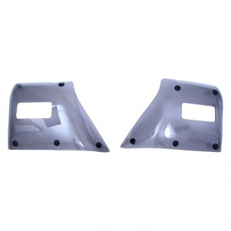 Rugged Ridge® - Smoked Molded Fender Guards
