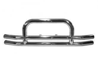 "Rugged Ridge® - 3"" Tube Front Bumper With Hoop"