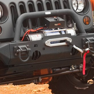 Rugged Ridge® - Stub Ends for XHD Modular Front Bumper